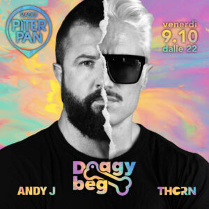 Doggy Beg - Andy J e Thorn - Podcast