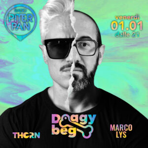 Doggy Beg - Thorn e Marco Lys - Podcast